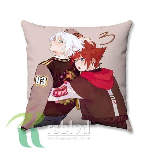Kingdom Hearts Custom Pillow Case