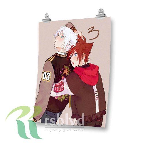 Kingdom Hearts Custom Poster