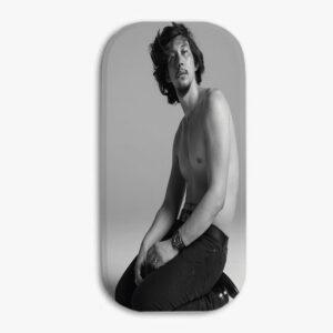 Adam Driver Phone Click-On Grip